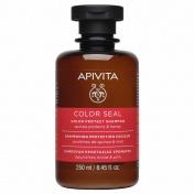 Apivita Color Seal Color Protect Shampoo με Πρωτεΐνες Κινόα & Μέλι 250ml