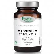 Power Health Platinum Range Magnesium Premium 5 60caps