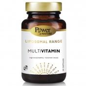 Power Health Liposomal Range MultiVitamin 30caps